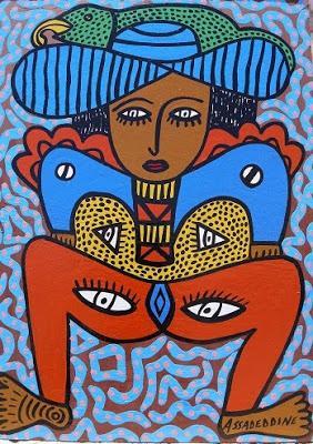 M I A Culture Made In Africa Les Saint Soleil Et